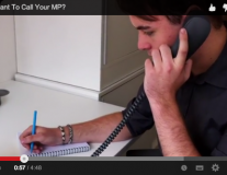 VIDEO: How to call your Member of Parliament